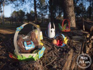faire panier de Pâques 1
