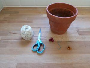matériel suspension pour plante