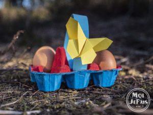 panier de Pâques facile 1