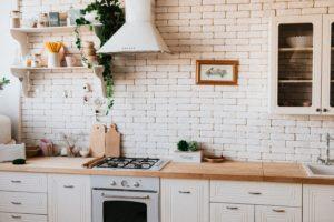 cuisine papier peint