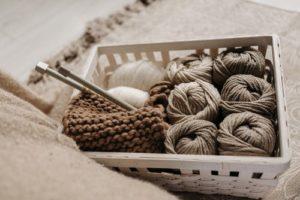kit tricotage facile