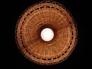lampe ethnique